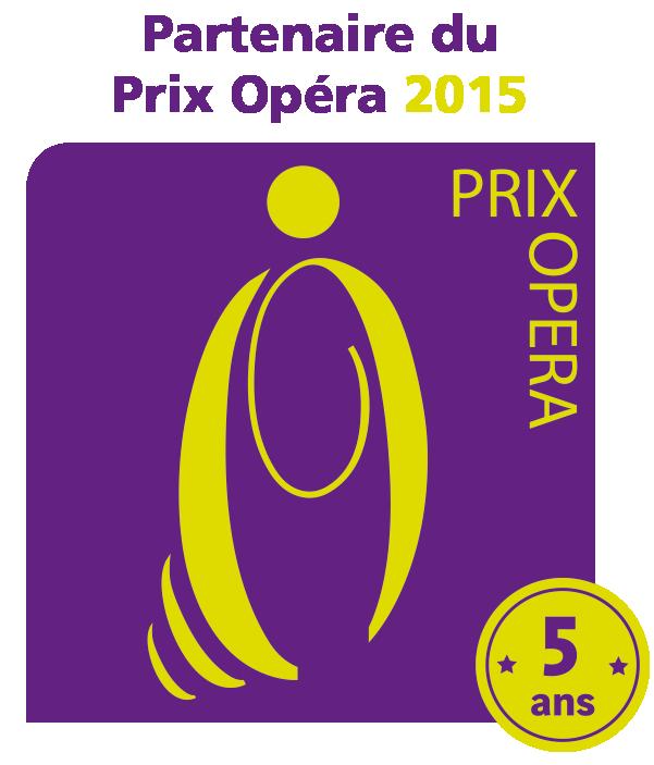 5 ans du Prix Opéra !