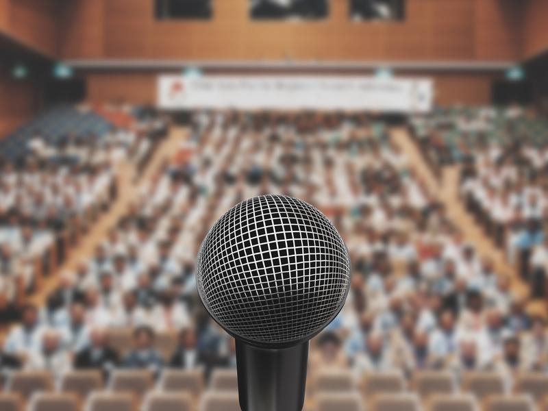 BOOST UP vous aide à parler en public