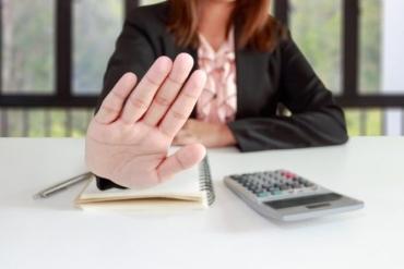 Comment dire non à un client ?